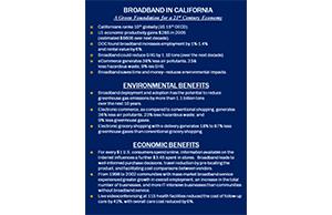 Green Benefits of Broadband Thumbnail