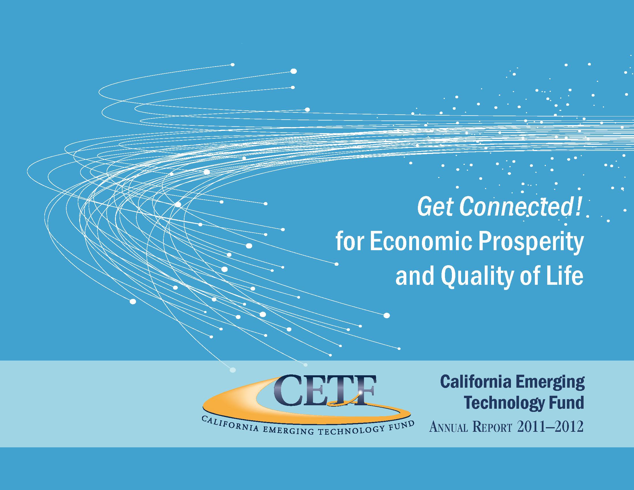 CETF Annual Report 2011-2012