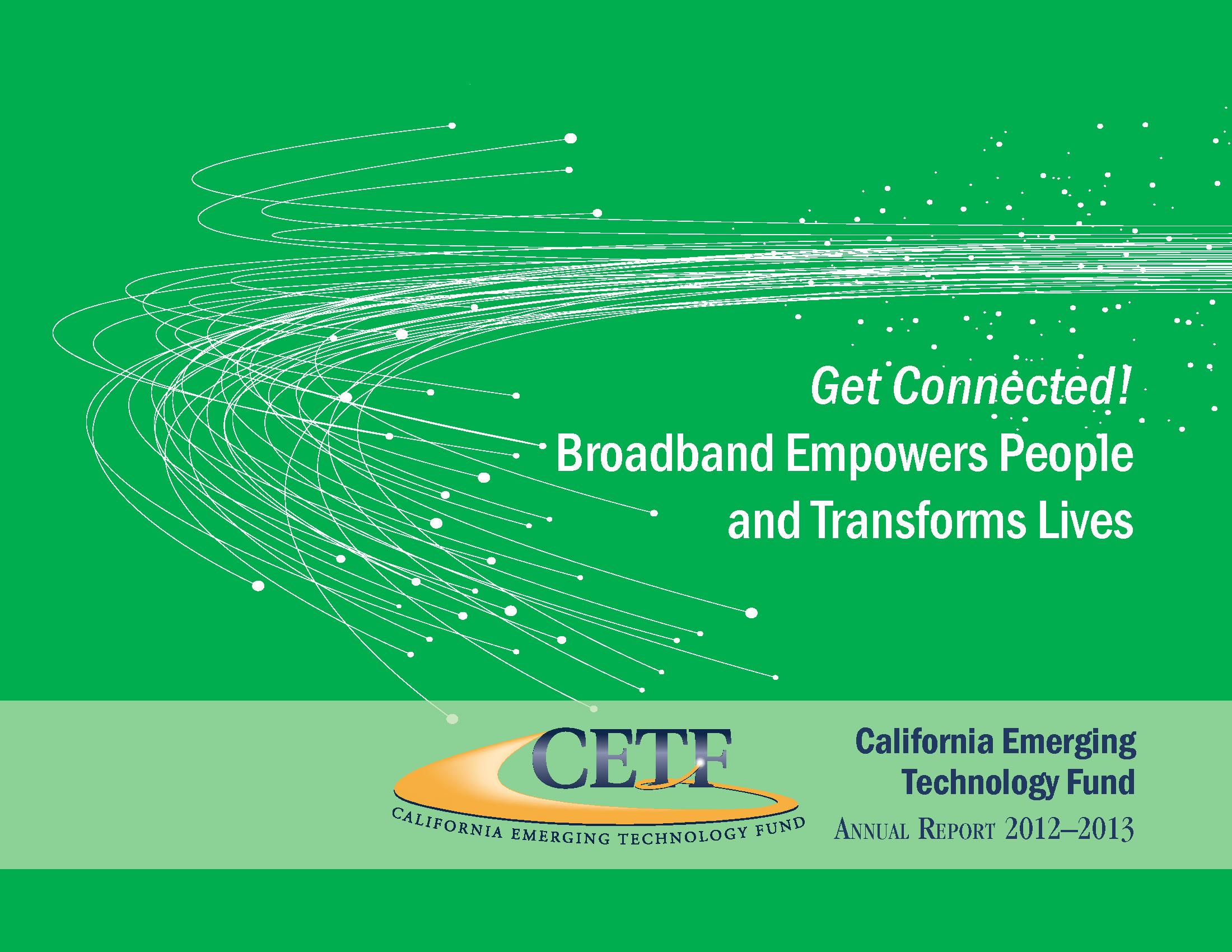 CETF Annual Report 2012-2013