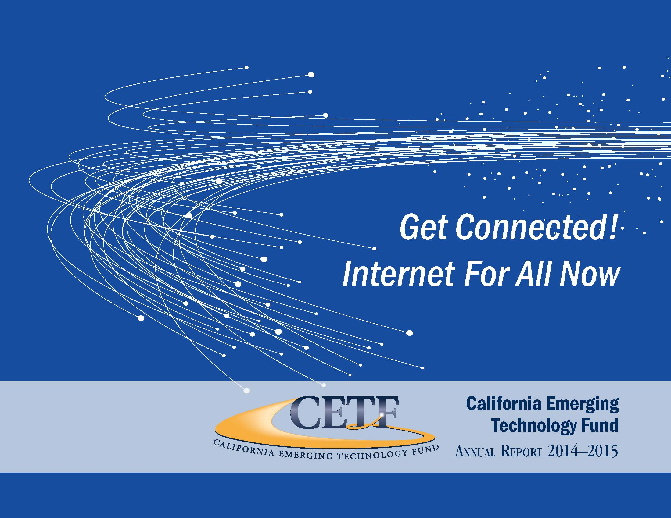 CETF Annual Report 2014-2015